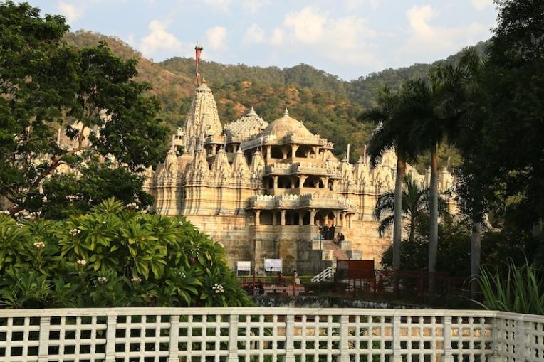 Ranakpur Jain temple 1